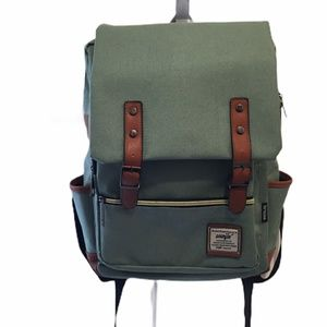 WenJie Travel Backpack with Laptop Pocket NWOT